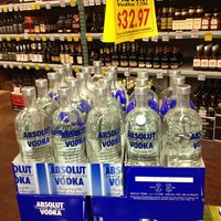 Photo taken at Pascale's Liquor Square by Andy S. on 4/5/2013