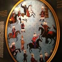 4/5/2013 tarihinde Ebru K.ziyaretçi tarafından Panorama 1453 Tarih Müzesi'de çekilen fotoğraf