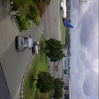 Photo taken at Flops Sriwijaya Air Sentani Airport Jayapura - Papua by Windy A. on 2/22/2014