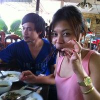 Photo taken at บ้านป่างูเห่า by หน้ากาก แ. on 9/15/2012