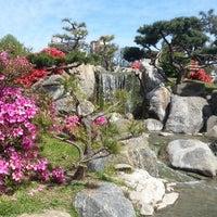 Foto tirada no(a) Jardín Japonés por Fabio C. em 9/23/2013