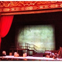 Photo taken at Teatro Español by Godot R. on 11/25/2012