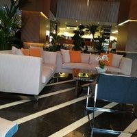Photo taken at Nixon Bosphorus Hotel by Burak U. on 4/8/2013