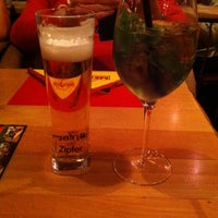 Photo taken at Cantina Bar Mexican by Maud W. on 10/16/2013