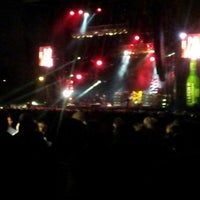 Photo taken at Ursynalia-Warsaw Student Festival by Rafał S. on 6/1/2013