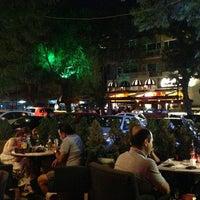 Photo taken at Tint Cafe & Bistro by Ibrahim G. on 6/22/2013