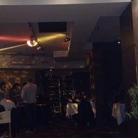 Photo taken at Ypsilon Café and Restaurant by Sárkány S. on 3/8/2013