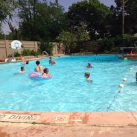 Photo taken at Rush Pool by Taylor M. on 6/1/2014