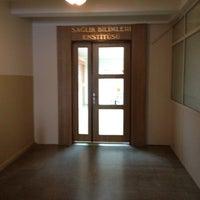 7/19/2013 tarihinde Eray Ü.ziyaretçi tarafından E.Ü. Sağlık Bilimleri Enstitüsü'de çekilen fotoğraf
