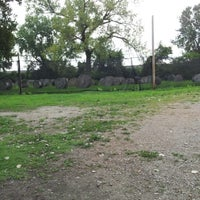 Photo taken at Gateway Paintball Park by Kevin H. on 9/15/2012