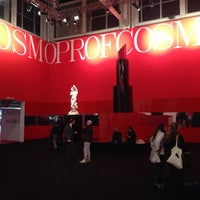 Photo taken at Cosmoprof Bologna by Ekaterina M. on 4/5/2014