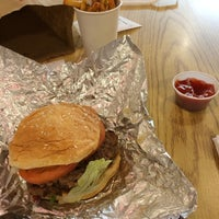 Photo taken at Five Guys by Eric L. on 12/8/2013