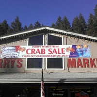 Photo taken at Parry's Market by Kristopher M. on 2/16/2013