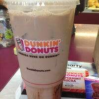 Photo taken at Dunkin Donuts by Denise on 12/18/2012