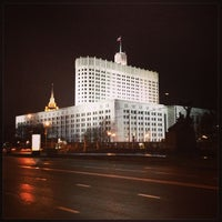 Photo taken at Russian Government Building by Yuriy S. on 4/28/2013