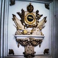 Photo taken at Igreja Santa Cruz dos Militares by Diego C. on 8/14/2013