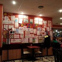 Снимок сделан в Алло! Пицца пользователем АЛЕКСЕЙ П. 11/9/2012