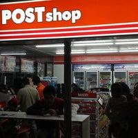 Photo taken at Circle K Post Shop Banda by Radewa P. on 1/9/2014
