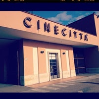 Photo taken at Cinecittà Studios by Andrea P. on 3/21/2013