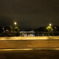 Photo taken at Ponte di Galliera by Andrea P. on 5/19/2016