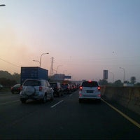Photo taken at Cikampek-Cipularang Tol by Atien S. on 5/29/2015