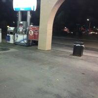 Photo taken at Chevron by Iron M. on 2/8/2013