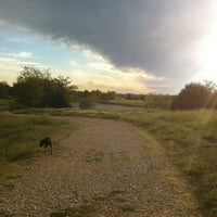 Photo taken at Shelby Farms Dog Park by Taylor O. on 10/16/2012