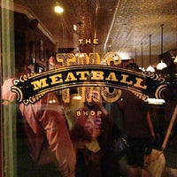 Photo taken at The Meatball Shop by Christina H. on 8/26/2013