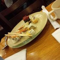 Das Foto wurde bei Shinju Japanese Buffet von Giovanni A. am 11/15/2013 aufgenommen