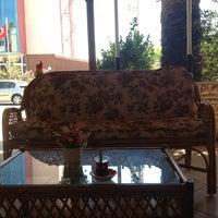 Photo taken at Ordukaya Motel by Simge O. on 7/26/2013