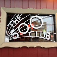 Photo taken at 500 Club by Manasee D. on 11/19/2012