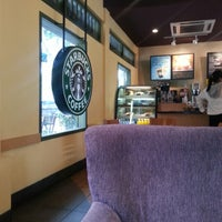Photo taken at Starbucks by Putri Ayu S. on 10/3/2012