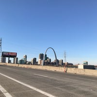 Photo taken at St Louis Arch by Wes M. on 11/22/2017