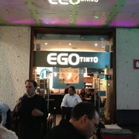 Photo taken at EGO Tinto by Patricio G. on 11/29/2012