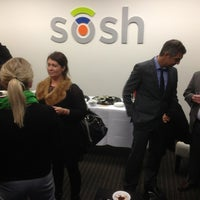 Photo taken at @getsosh by Summer H. on 2/28/2013