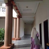 Photo taken at Fakulti Pengurusan Dan Muamalah, KUIS by Ummul I. on 8/3/2016