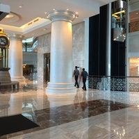 6/27/2017 tarihinde Abdulrahman A.ziyaretçi tarafından Waldorf Astoria Dubai Palm Jumeirah'de çekilen fotoğraf