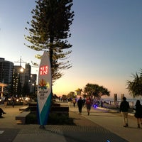 Photo taken at Surfers Paradise by Abdulrahman A. on 5/20/2013
