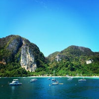 Photo taken at Phi Phi Islands by Xtian S. on 3/2/2013