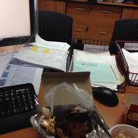 Photo taken at บริษัท ซิสเต็มฟอร์ม จำกัด (System Form Co., Ltd) by Bank Badboyz P. on 2/4/2014