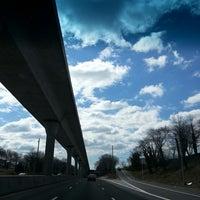 Photo taken at Van Wyck Expressway (I-678) by Theresa L. on 3/28/2013