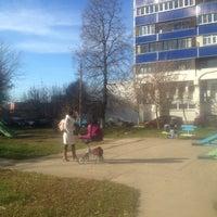 Photo taken at Детская Площадка by 🌟Mari✨ . on 10/15/2013