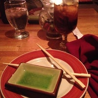 Photo taken at Meiji Sushi Japanese Restaurant by Gabrielle O. on 11/20/2012