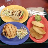 Photo taken at Pica Pica Maize Kitchen by Brittany L. on 7/7/2013