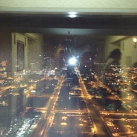 Photo taken at Sheraton Kansas City Hotel at Crown Center by Just Q. on 2/23/2013