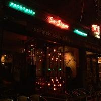Photo taken at Sun Liquor Lounge by Ronald B. on 1/2/2013