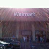Photo taken at Walmart Supercenter by Lisa T. on 12/11/2012