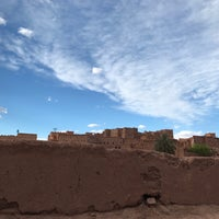 Photo taken at Ouarzazate by Fernando S. on 4/30/2017