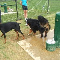 Photo taken at Hagerstown Dog Park by Robert M. on 7/27/2013
