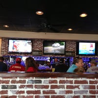 Photo taken at Brix Bar & Grill by Jesse T. on 9/30/2012